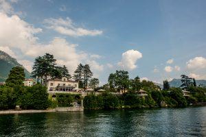 relais villa on lake como