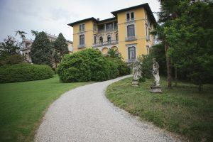Historical Villa on Lake Maggiore