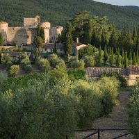 Castle in Tuscany