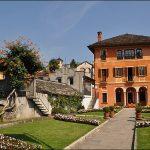 Villa Bossi on Lake Orta