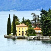 historical villa lake como