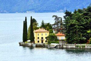 historical villa lake como