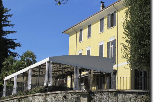 Panoramic Villa on Lake Orta