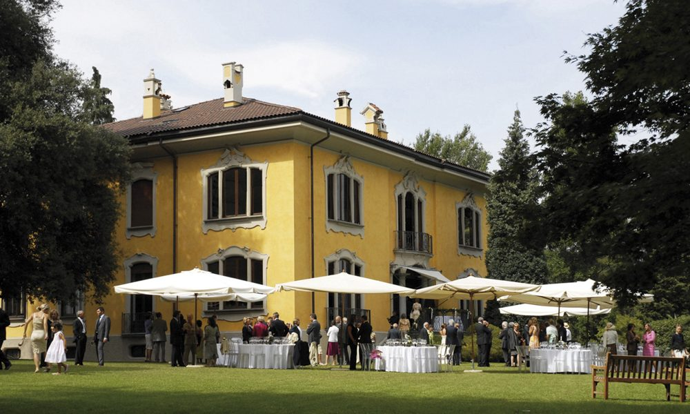 Wedding venues: the elegance of the classic charming Italian villas