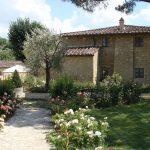 typical borgo - garden