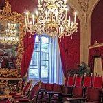 sala rossa palazzo vecchio