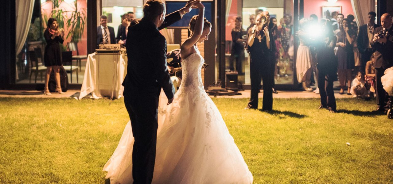 The ultimate wedding songs: let's get the party started!