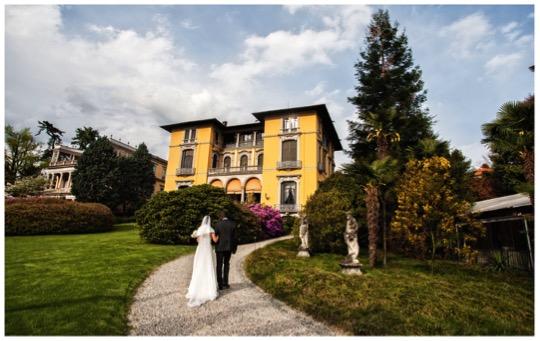 villa lake Maggiore