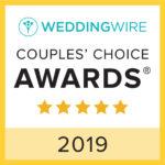 Wedding Wire Couples' Choice Award