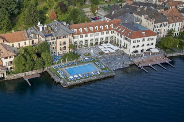 lake orta venue