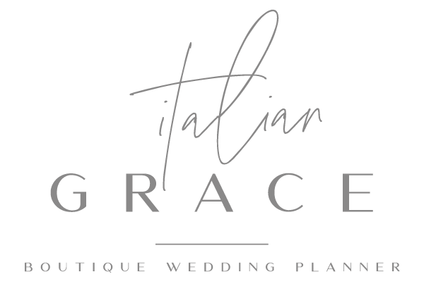 Italian Grace | Boutique Wedding Planner