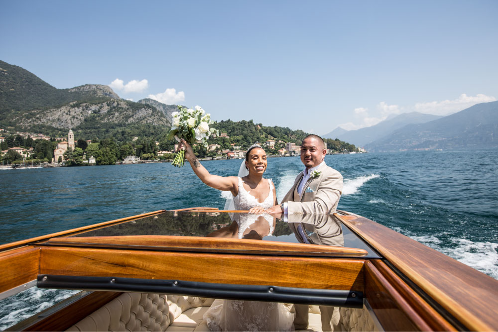 boutique wedding in Italy